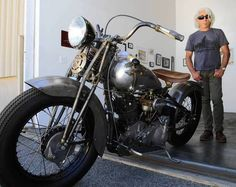Crocker motorcycles roar out of the past