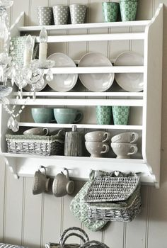 kitchen shelf - FALBY