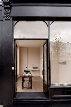 Aesop store in Notting Hill