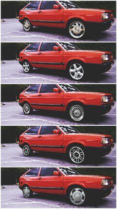 Vw Gol, Bmw, Antique Plates, Design Cars, Wheels
