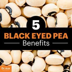 5 Black-Eyed Pea Benefits, Including Relieving Constipation