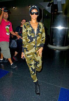 rihanna camouflage - Google Search