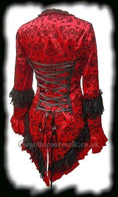 25 best corset jacket images  corset steampunk fashion