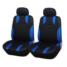 Car Van Front Seat Cover Protective Protector Waterresistant Airbag Friendly P1