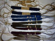 Nouvelle collaboration Prune/ kaki/ indigo/gold NORO 6 Rue de Varenne, 75007 Paris