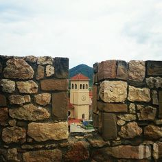 Castle of El Papiol... a castle with a view  Santa Eulalia Parish  #barcelona#travel#castle