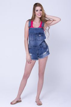 www.bonabella.com.co Overall Shorts, Overalls, Women, Fashion, End Of Year, Moda, Women's, La Mode, Jumpsuits