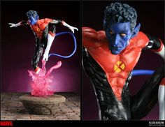 Nightcrawler-Comiquette-from Sideshow Collectibles