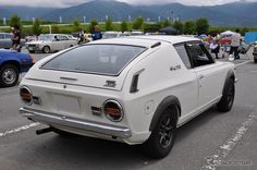 Classic Sports Cars, Classic Cars, Retro Cars, Vintage Cars, National Car, Nissan Infiniti, Vintage Japanese, Sport Cars, Old Cars