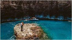 Karma + Weston | Open Ceiling Cave Elopement | Kauai Wedding Photographer | Enchanted Elopements | Meg Bradyhouse Photography Destination Wedding Locations, Destination Wedding Photographer, Open Ceiling, Kauai Wedding, Hawaii Elopement, Hands In The Air, Kauai Hawaii, Adventure Photography, Elopements