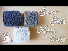 How To make Snow Skin Moon Cakes 冰皮月餅 - Collaboration with SUGARCODER - YouTube