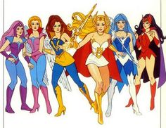 She-Ra Princess of Power!she-ra Cartoon Cartoon, Morning Cartoon, Female Cartoon, She Ra Characters, Cartoon Characters, She Ra Princess Of Power, Thundercats, My Childhood Memories, Throwback Thursday