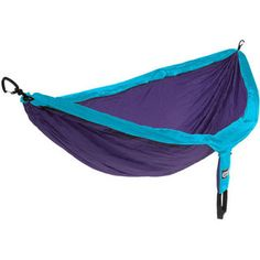 Eagles Nest Outfitters Doublenest Hammock - Camp Chairs & Hammocks - Rock/Creek