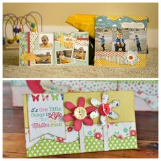 Our Mini Borders and Mini Fun Borders were created with mini albums in mind and are perfectly sized for any project! Using these templates will make the process fast and fun! Kiwi Lane Designs, Scrapbook Albums, Scrapbooking Ideas, Mini Albums, Card Ideas, Great Gifts, Card Making, Paper Crafts, Gift Wrapping