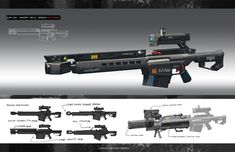 Image result for n7 eagle assault rifle