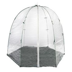 Find this Pin and more on Spray paint tent. Pop-Up Portable Greenhouse  sc 1 st  Pinterest & NuVue Products 24040 Pop-Up Greenhouse 22-Inch NuVue Products ...