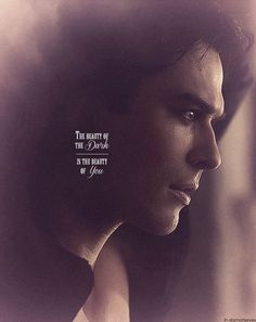 Damon Salvatore (Ian Somerhalder) #TVD #TheVampireDiaries