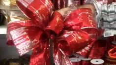 How To Make A Christmas Bow by The Heeney Company
