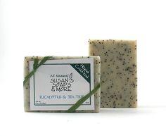 Eucalyptus & Tea Tree Soap