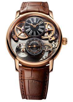 Audemars Piguet - Jules Audemars Chronometer with AP escapement muski sat, Ekskluzivni muski satovi Svajcarskih manufaktura - Maestro Jewelers Beograd