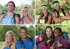 The Amazing Race's 25th season reached its final pit stop on Friday, with four teams — instead of the usual three — competing for the $1 million prize. But which team was first to arrive at the win...