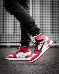 9575552ed43 Off White x Nike Air Jordan 1 Air Jordan Sneakers