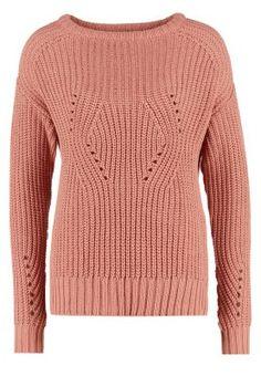 In diesem Pullover fühlst du dich wohl. Anna Field Strickpullover - rose für 29,95 € (28.11.15) versandkostenfrei bei Zalando bestellen.