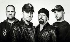 Volbeat, danish rock/metal band.
