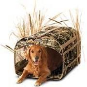 Realtree Max4 Camo Hunting Retriever Dog Blind & 24 Duck Decoy Bag.... for Bella Bean!