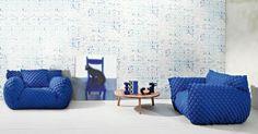 Der Ultra-komfortable Sessel von Nuvola 09 - http://wohnideenn.de/mobel/07/komfortable-sessel-nuvola-09.html #Möbel