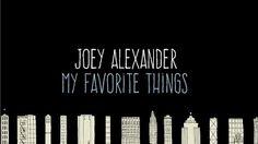 joey Alexander - My Favorite Things (Animated Video) - YouTube
