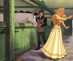 Princess Aurora - disney-princess Photo by ary Arte Disney, Disney Fan Art, Disney Magic, Disney Couples, Disney Girls, Disney Dream, Disney Love, Disney Princess Aurora, Princess Photo