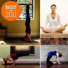 12 Yoga Sequences For Strength and Relaxation