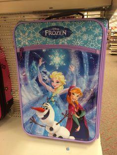 Frozen suitcase -Target