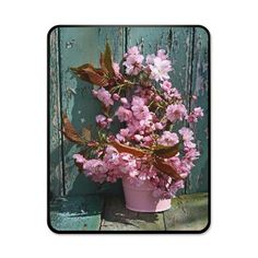 Blooming Japanese cherry iPad Case