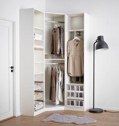 pin von karolin herfeld auf wohnen pinterest schrank schlafzimmer und eckschrank. Black Bedroom Furniture Sets. Home Design Ideas
