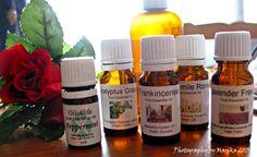 some great essential oils for headaches #essentialoils #headaches #lavender #frankincense #chamomille