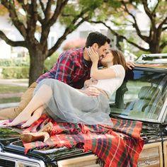 Car Top Kisses // via volatilephoto