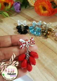 Bead Crafts, Diy And Crafts, Rakhi, Hair Pins, Dangles, Charms, Projects To Try, Drink, Beads