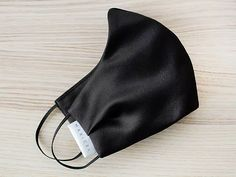 At Home Face Mask, Diy Face Mask, Satin Pillowcase, Fashion Face Mask, Facial Masks, Black Onyx, Luxury, Accessories, Prom