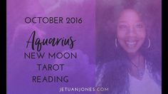 October 2016 Aquarius New Moon Reading - Alone and lonely are two differ...