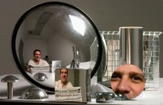 "Want to see what you look like to others? A mathematician has invented a non-reversing mirror, also known as a ""true mirror."""