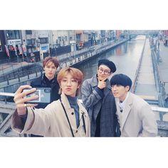 Vernon, Minghao, Wonwoo, & Hoshi
