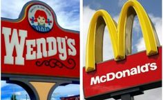 Wendy's keeps Twitter wildly entertained when it takes a 'savage' dig at rival McDonald's