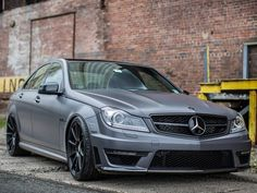 Mode Carbon has joined forces with New Jersey tuner EuroTech Motorsports in creating an aftermarket package. Mercedes Cls550, Mercedes Benz C63 Amg, Amg C63, Merc Benz, Prestige Car, C 63 Amg, Exotic Sports Cars, Off Road, Sports Sedan