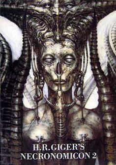 H.R. Giger's Necronomicon 2