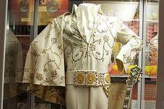 The Gold Vine jumpsuit & cape. 1974.