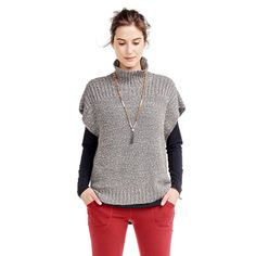 Lole Tosia Tunic - Womens This @Lole sleeveless sweater tunic is a fantastic layering piece for the Fall/Winter season. #omsfeaturedproduct #outdoormtnspirit #fall2015