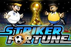 play the Striker Fortune Slot Panda Online, Wild Panda, World Cup Trophy, Classic Video, Special Symbols, Games Images, Try Something New, Machine Design, Slot Machine