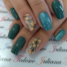 [New] The 10 Best Nail Ideas Today (with Pictures) - Lindas! Short Nails Art, Girls Nails, Dream Nails, Cute Nails, Pedicure, Hair And Nails, Acrylic Nails, Health And Beauty, Nail Designs